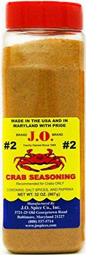 J.O. Crab Seasoning #2 32 ()