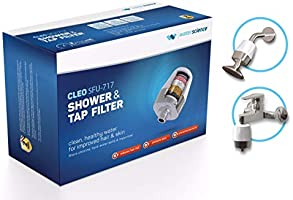 Up to 60% off on WaterScience CLEO Shower & Tap Filter