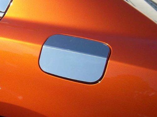 QAA FITS Charger 2011-2016 Dodge (1 Pc: Stainless Steel Fuel/Gas Door Cover Accent Trim, 4-Door) GC51910
