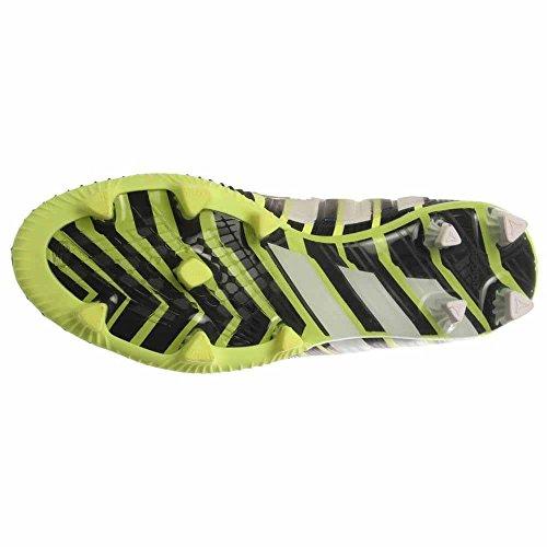 Adidas Predator Instinct Fg Soccer Cleat (lichtflits Geel, Donkergrijs) Sz. 11.5