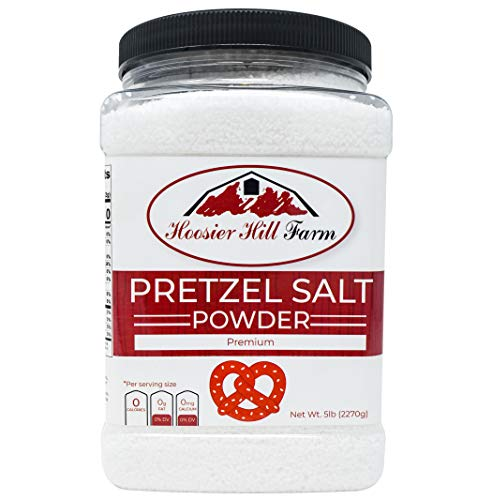 Hoosier Hill Farm Coarse Pretzel Salt (5 pounds)