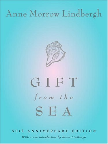 Gift from the Sea: 50th Anniversary Edition cover