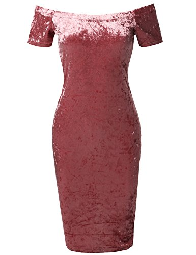 emma blush dress - 1