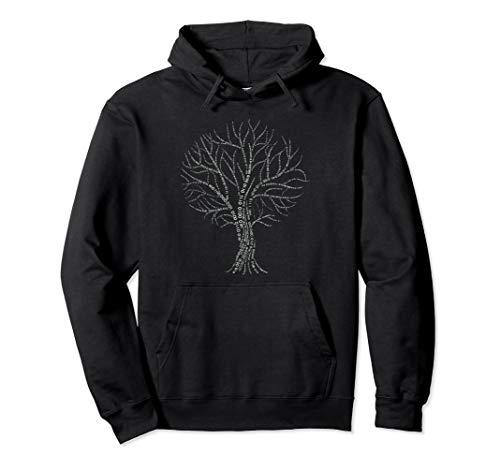 (Binary Tree Nerdy Computer Coding Programmer Hoody Pullover)