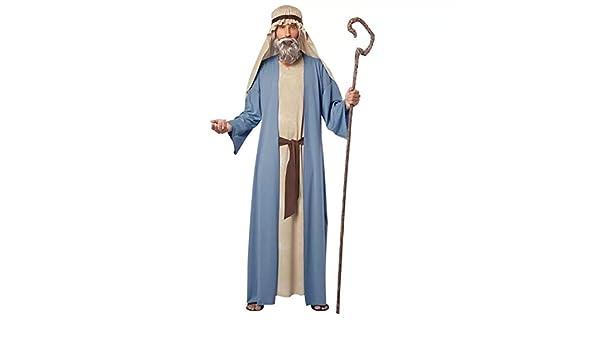 thematys® Disfraz de Jesus Pastor de ovejas para Hombre Cosplay ...