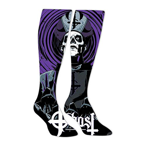 Long Stockings Ghost B.C. Art Tube Knee High