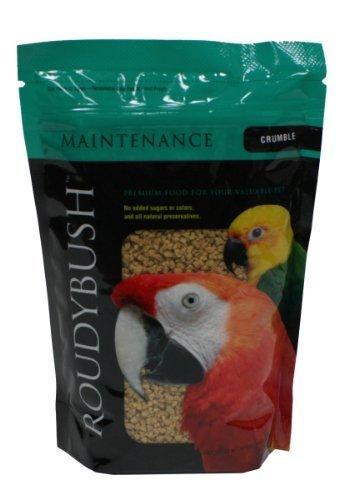 Roudybush Daily Maintenance Bird Food, Crumbles, 22-Ounce by Roudybush, Inc. (English Manual)