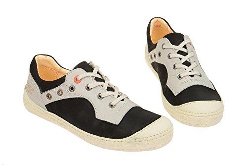 classique à femme Black Eject Chaussures lacets 18243 coupe et 004 offwhite Noir zwzSxgXqf