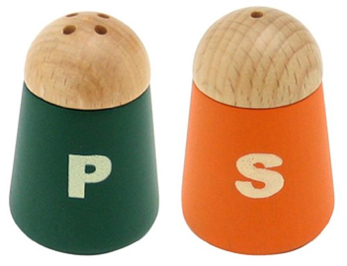 G05-1051-C playing house salt and pepper shakers for the first time (japan import) by woodypuddy