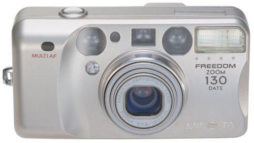 Minolta Freedom Zoom 130 Quartz Date Kit 35mm Camera