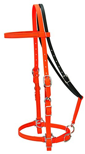 (Weaver Leather Trail Gear Halter/Bridle Combo )