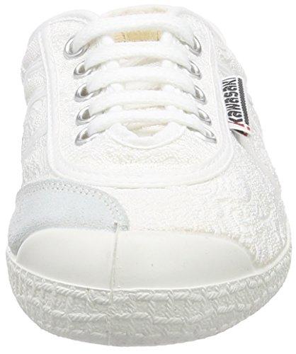 Baskets Basses Mixte Vanessa Basic white Adulte Fantasy Kawasaki Weiß Blanc qP1OxEw4