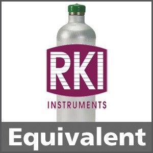RKI Instruments Calibration 4 Gas Mixture 81-0154RK-04