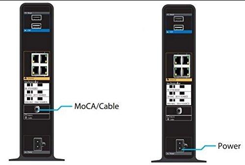 Technicolor Tc8715d Cable Modem Wireless Router Gateway