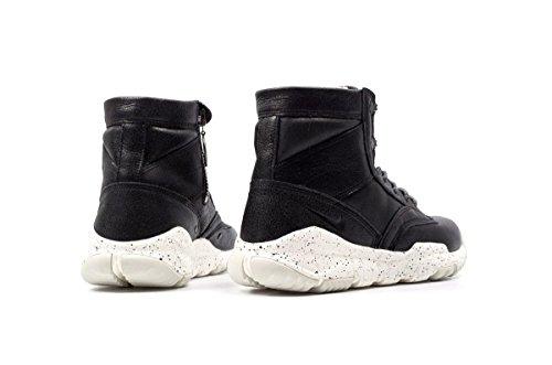 Nike 862506-001 Stivali da Trekking, Uomo, Nero (Black/Black-Sail), 41