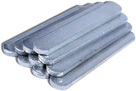 Appearancnes Steel Plates for Tight Weight Vest Holders and Invisible Steel Special Shin Guards Anti-Rust and Anti-Oxidation