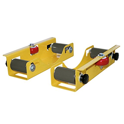 (SpoolMaster SMP-RP-MPX Style B Unlimited Width Cable Reel Roller System)