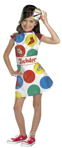 Twister Dress Child Costume - Large