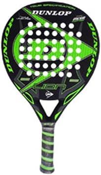 Dunlop Lion Pala de pádel, Unisex Adulto, Verde, 38 mm: Amazon.es ...