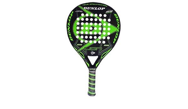 Dunlop Lion Pala de pádel, Unisex Adulto, Verde, 38 mm: Amazon.es: Deportes y aire libre