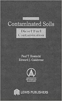 Contaminated Soils: Diesel Fuel Contamination