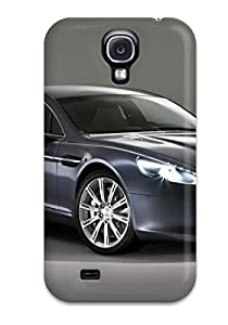 Hot Aston Martin Rapide Car First Grade Tpu Phone Case For Galaxy S4 Case Cover by icecream design