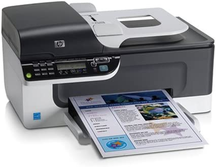 HP Officejet J4580 All In One Printer