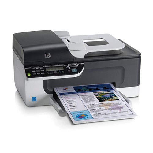 HP Officejet J4580 All In One Printer ()