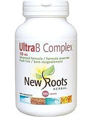 New Roots Ultra B Complex 100mg 180 Caps