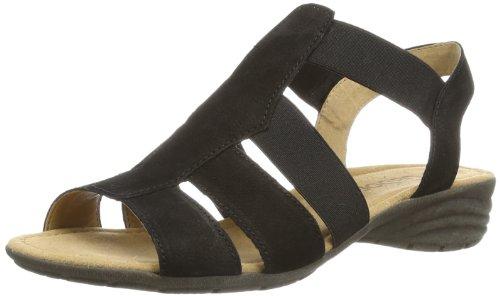 Gabor Women's T-Brace Black - Black V5Clq