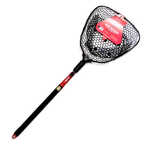Ego S2 Large 19-Inch Clear Rubber Net, Outdoor Stuffs