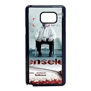 funda iPhone alta resolución E3I87 sin sentido cartel G6W3OU 5 5s funda caja del teléfono celular cubre MV6AYW4QN negro