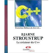 Créateur du c++ (stroustrup)