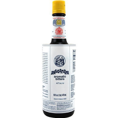 Angostura Aromatic Cocktail Bitters - 16 Ounce Bottle ()