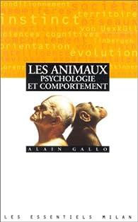 Animaux (les) par Alain Gallo