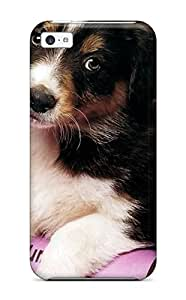 LJF phone case New Style Case Cover HxmlEnG932yFuAo Dogs S Compatible With iphone 4/4s Protection Case