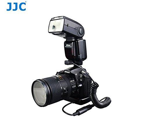 JJC External Flash Battery Pack Replaces Nikon SD-9, Black (BP-NK1)