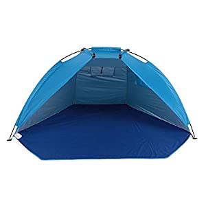 KH3S 1.2KG TOMSHOO 2 Person Tent Ultralight Single Layer Water Resistant Camping Tent PU1000mm with Carry Bag