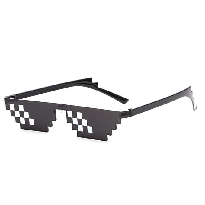 Amazon.com: B-KIDS Thug Life - Gafas de sol para hombre y ...