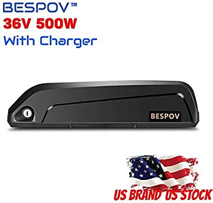 36V 13AH 500W HaiLong Lithium E-Bike Battery Pack  For Electric Bicycle US