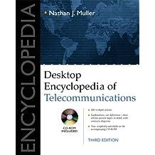 Desktop Encyclopedia of Telecommunications (Telecommunications)
