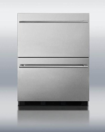 Commercial Summit Automatic Refrigerator - SP6DS2D7ADA 24