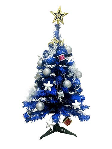 JIAJU-2-FT-Christmas-TreeTable-Top-Christmas-TreePink-Christmas-TreeBlue-Christmas-Tree-DecoratedPurple-Christmas-Tree-with-Ornaments-Sets