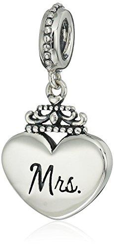 Chamilia Mrs. Heart Bead Charm ()