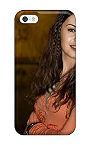 Hot New Style Alexis Dziena Premium Tpu Cover Case For Iphone 5/5s WANGJING JINDA
