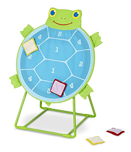 Melissa & Doug Sunny Patch Froggy Toss and Grip Game