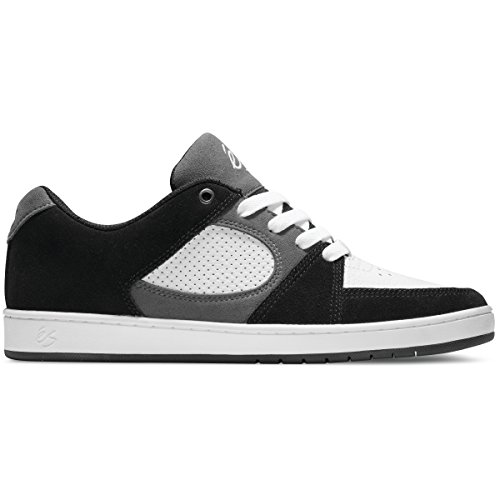 Es Accel Slim brown/gum Zapatillas negro/blanco/gris