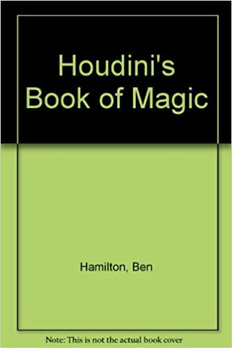 Read online Houdini's Book of Magic PDF, azw (Kindle), ePub, doc, mobi