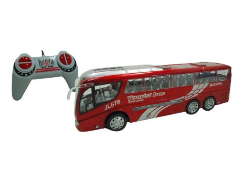 WGI Tourist Remote Control Bus by PowerTRC