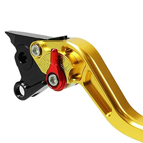 Motorrad Kupplung Bremshebel-Set Honda X-11// X-Eleven 99-03 mit ABE Kurz//Lang V-Trec